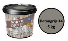 Sopro Bauchemie DesignFuge Flex DF10 betongrijs 1054-05