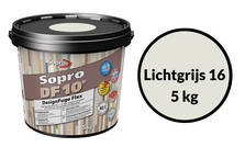 Sopro Bauchemie DesignFuge Flex DF10 lichtgrijs 1051-05