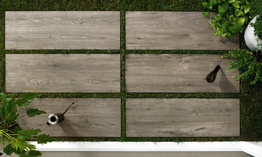 Novabell Eiche Terrastegel Timber Outdoor 40x120