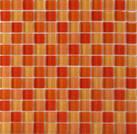 Agrob Buchtal Tonic oranje mix 30x30cm 069860