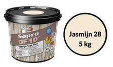 Sopro Bauchemie DesignFuge Flex DF10 jasmin 0x0cm 1056-05
